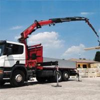 F275 Medium Duty Crane