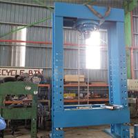 Fabricate Hydraulic Press