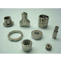 Fabricated Steel & Mechanical Component Parts