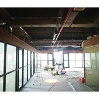 Factory Warehouse Renovation