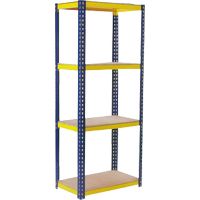 Boltless Rack Cw MDF Board