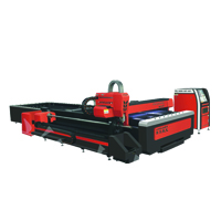 Fiber Laser 2 In 1 Cutting Machine ( With Pipe Cut )