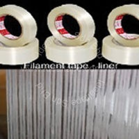 Filament Tape-Liner