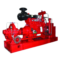 Fire Fighting Diesel Pumpset