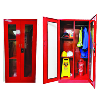 Fire Fighting Equipments Cabinet