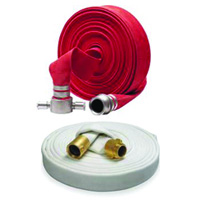Fire Hose And Coupling