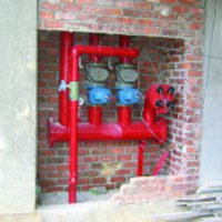 Fire Piping System