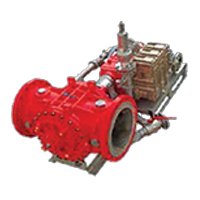 Firedos Water Driven Foam Pump