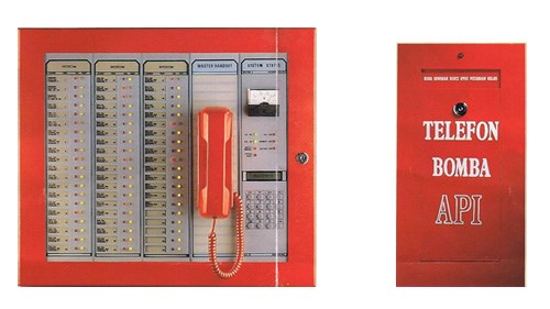 Fireman Intercom System