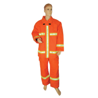 Fireman Suit - Jacket & Trouser