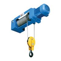 Fixed Wire Rope Hoist