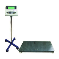 Floor Scale C/W  Excell Weighing  Indicator