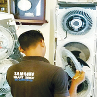 Floor Standing Air Conditioner Repair