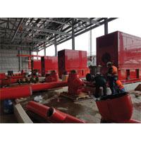 FM UL Fire Pump Installation