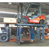 Forklift Maintenance & Services