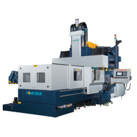 Four-Star Fixed Double Columns Machining Center