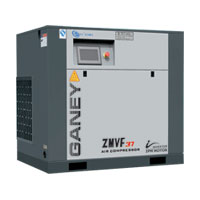 GANEY IPM Motor + Inverter Series 18.5~132Kw