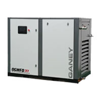 GANEY OIL-FREE Water-Lubricated Air Compressor 11~132Kw