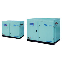 GANEY Oil Free Water Lubricated Air Compressor 11~132Kw