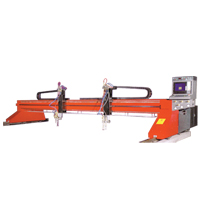 Gantry CNC Plasma Cutting Machine