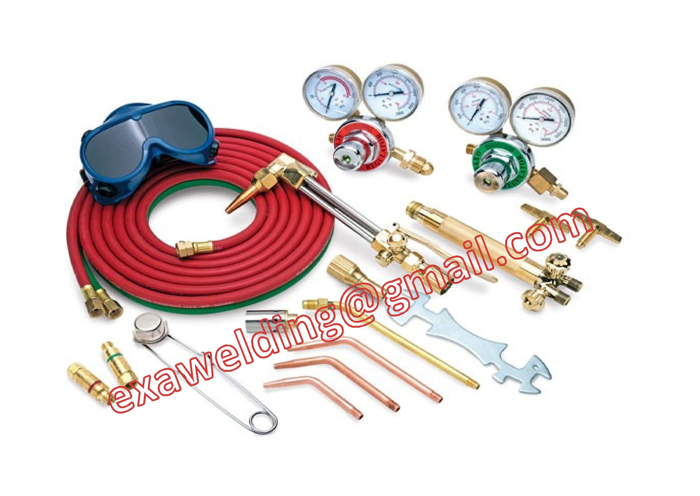GAS CUTTING ACCESSORIES