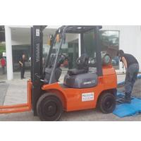 Gasoline Forklift - Rental