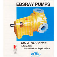 Gear Pumps  , Vane Pumps