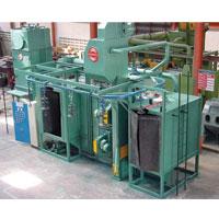 GMSB Continuous Hanger Blast Machine
