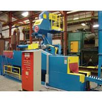 GMSB Gas Cylinder Blast Machine