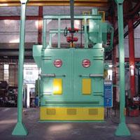 GMSB Indexing Hanger Blast Machine