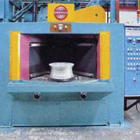 GMSB Turn Table Blast Machine