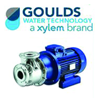 Goulds Fully SS3016 End Suction Pump
