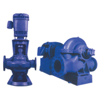 Grundfos Split Casing Pump