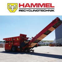 HAMMEL Primary Shredder