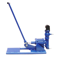 Hand Grout Pump