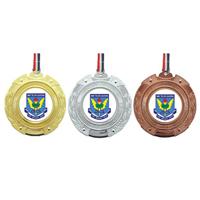 Hanging Medal (Crystal, Metal And Plastic)