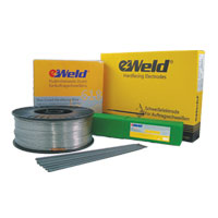 Hardfacing Wire & Electrode
