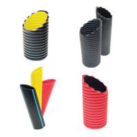 HDPE Pipes And Wall Corrugated