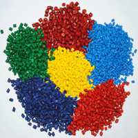 HDPE Plastic Raw Material