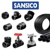 HDPE Socket Fusion Pipes And Fittings