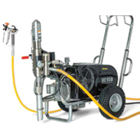 HEAVY COAT HYDRAULIC PISTON PUMP AIRLESS SPRAYER