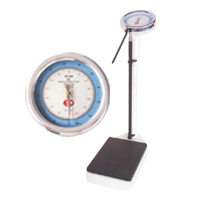 Height & Weight Series Floor Type Weight Scale