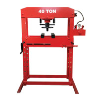 Heli 40 Ton Hydraulic Press