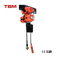 HHXG-AM Electric Chain Hoist With Trolley