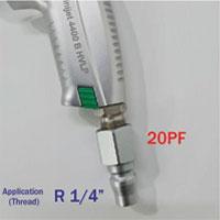 Hi-Coupla Plug 20PF