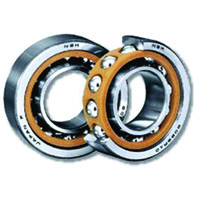 High Precision Angular Contact Ball Bearing
