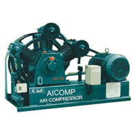 High Pressure Piston Compressor
