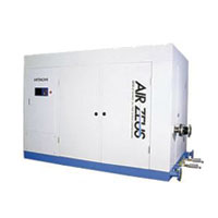 Hitachi AIR ZUES (SDS-U Series) Oil Free Rotary Screw Compressor