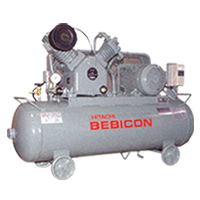 Hitachi Bebicon Compressor Oil Flooded / Oil Free