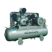 Hitachi Bebicon Oil Free Compressor